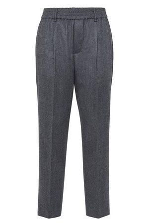 Brunello Cucinelli Trousers with monili