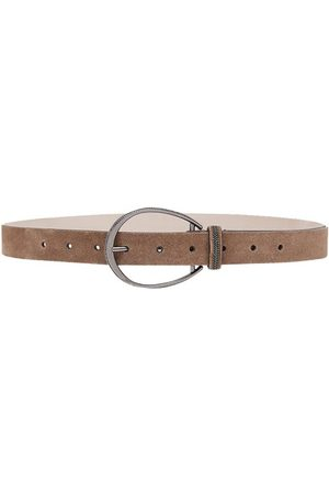 Brunello Cucinelli Calfskin belt