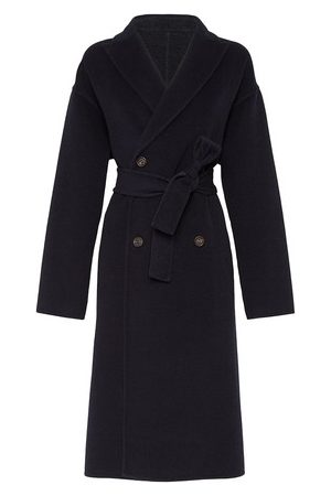 Brunello Cucinelli Hand-finished coat