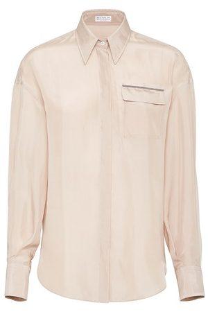 Brunello Cucinelli Japonette shirt