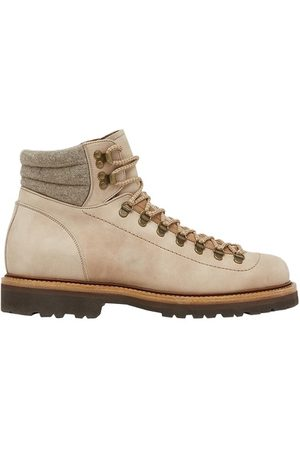 Brunello Cucinelli Men Ankle Boots - Mountain-style boot
