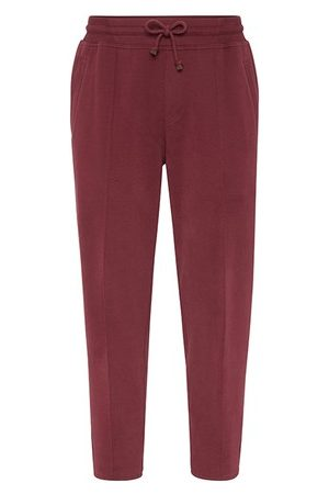 Brunello Cucinelli Trousers with crête