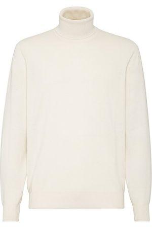 Brunello Cucinelli Men Turtlenecks - Cashmere sweater