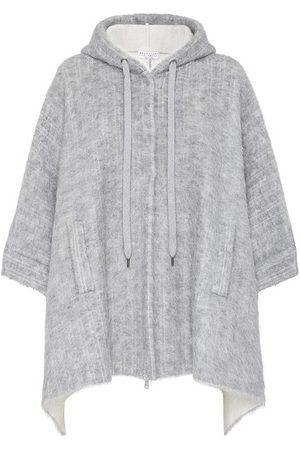 Brunello Cucinelli Women Coats - Knit outerwear
