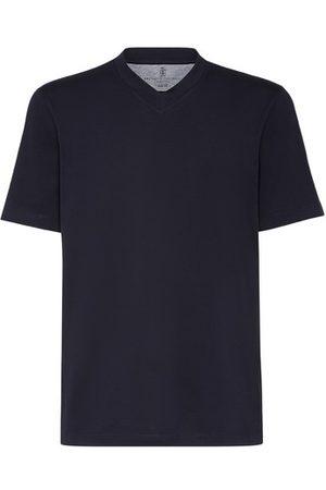 Brunello Cucinelli V-neck T-shirt