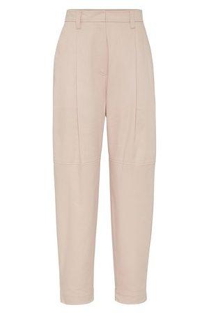 Brunello Cucinelli Barrel trousers