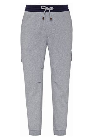 Brunello Cucinelli Trousers with drawstring