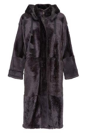 Brunello Cucinelli Women Leather Jackets - Shearling outerwear