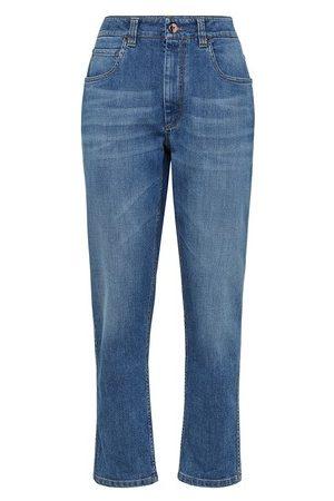 Brunello Cucinelli Comfort denim trousers