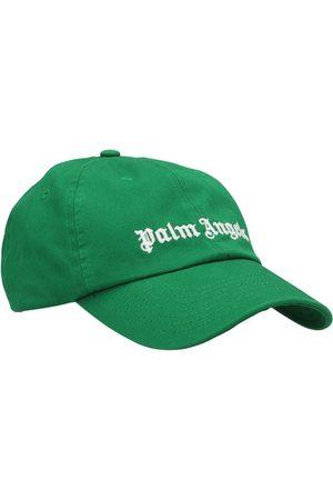 Palm Angels Men Caps - Classic logo cap