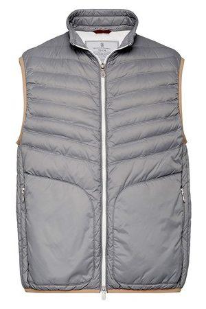 Brunello Cucinelli Nylon down vest