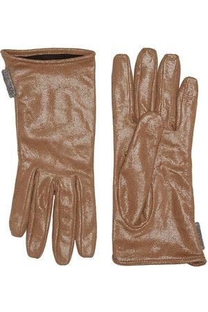 Brunello Cucinelli Women Gloves - Suede gloves