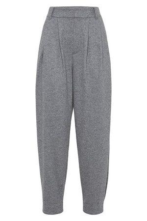 Brunello Cucinelli Cashmere jersey trousers