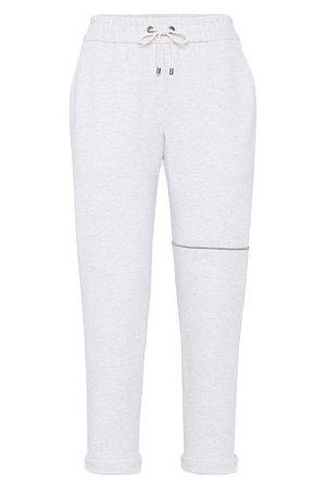 Brunello Cucinelli Jersey trousers