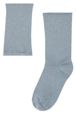 Brunello Cucinelli Cashmere and silk knit socks