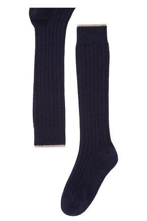 Brunello Cucinelli Men Socks - Rib knit socks