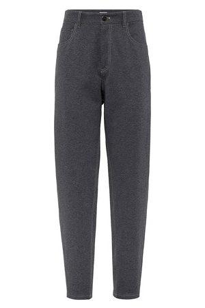 Brunello Cucinelli Women Straight Leg Pants - Five-pocket trousers