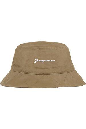 Jacquemus Men Hats - Picchu bucket hat