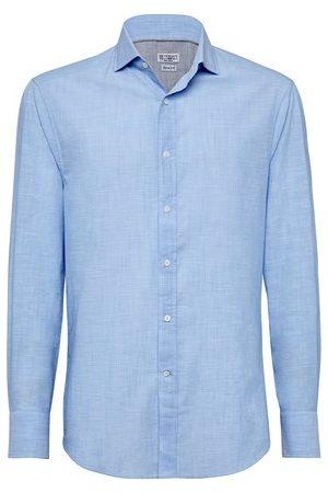 Brunello Cucinelli Oxford shirt