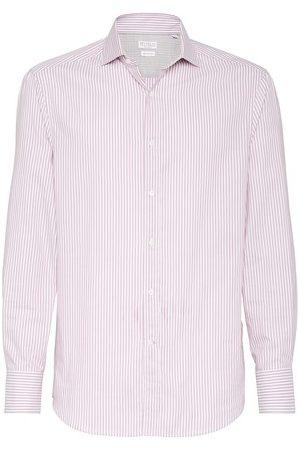 Brunello Cucinelli Men Business - Slim fit shirt