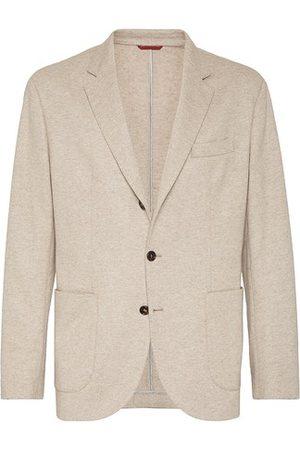 Brunello Cucinelli Cashmere jersey blazer