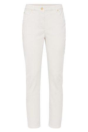 Brunello Cucinelli Dyed denim trousers