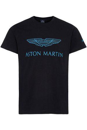 Hackett Men Short Sleeve - Amr Logo Short Sleeve T-shirt L
