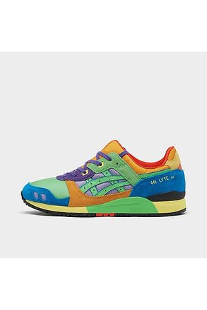 Asics Men's GEL-Lyte III Casual Shoes Size 8.0 Leather