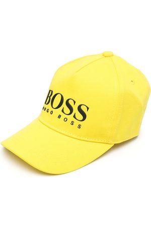 HUGO BOSS Embroidered logo cap