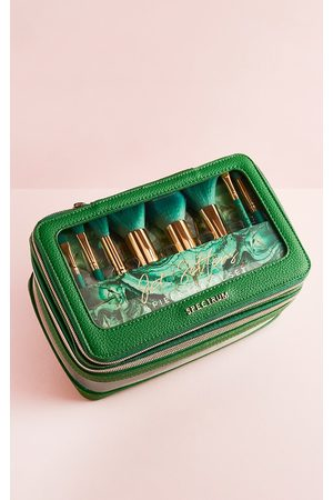 PRETTYLITTLETHING Spectrum Collections Malachite Jet Setter
