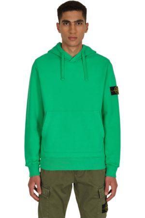 Stone Island Men Sports Hoodies - Basic hooded sweatshirt S