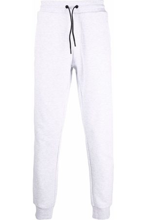 Tommy Hilfiger Men Sweatpants - Drawstring waist track pants - Grey