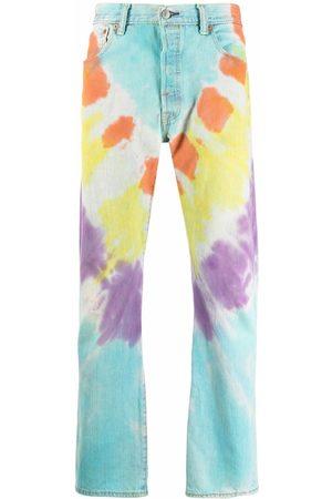 GALLERY DEPT. Men Straight - Tie-dye jeans