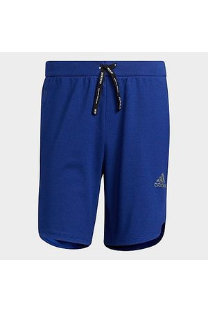adidas Men's Primeblue Always Om Yoga Shorts Size Small Cotton/Polyester/Knit