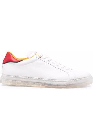 Paul Smith Men Sneakers - Contrasting heel-counter sneakers