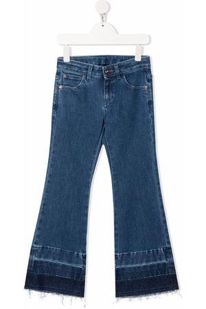 VERSACE Girls Flares - Flared leg jeans