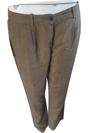 Monoprix Linen overall
