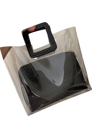 Staud Mini Shirley leather handbag