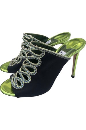 Jimmy Choo Women Sandals - Leather sandals