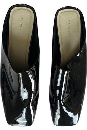 Céline Patent leather sandals