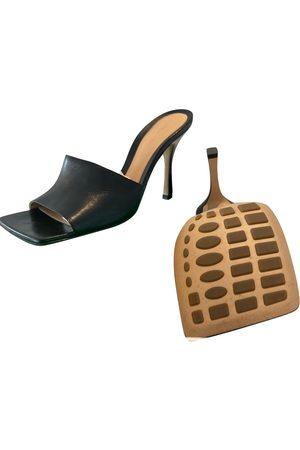 Bottega Veneta Women Sandals - Leather sandals