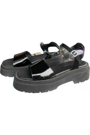 Miista Patent leather sandals
