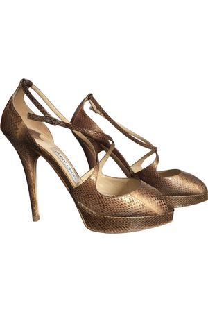 Jimmy Choo Lance leather sandals
