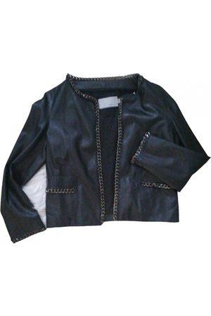 ANNIE P. Leather jacket