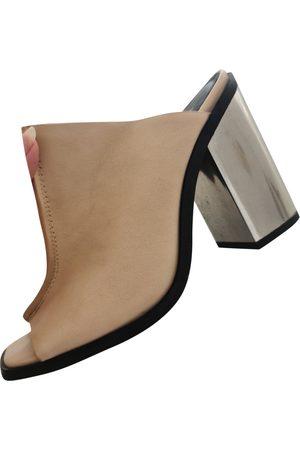 Sol Sana Women Sandals - Leather sandals