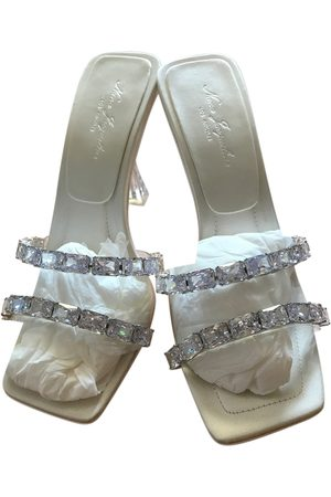 NANA JACQUELINE Women Mules - Patent leather mules