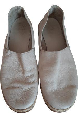 Ermenegildo Zegna Leather espadrilles