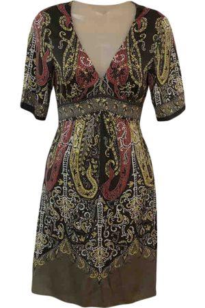 ELIE TAHARI Women Midi Dresses - Silk mid-length dress