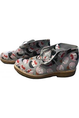 Comme Des Garcons Leather boots