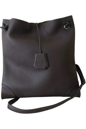 Hermès Cityback leather weekend bag